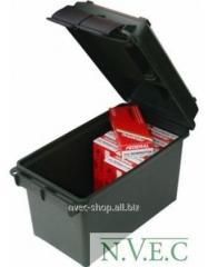 Case MTM plastic for cartridges 50kal. it is