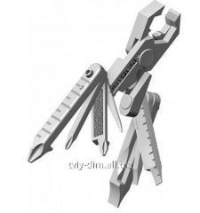 Multitul Swiss+Tech Micro-Max 19-in-1 Key Ring