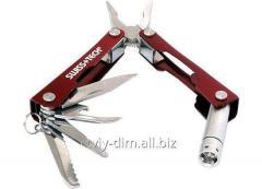 Multitul Swiss+Tech Mini Multi-Tool 8-in-1