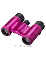 The Nikon 8x21 Aculon W10 field-glass is pink