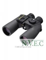 The Nikon Marine 7x50 CF WP field-glass with a