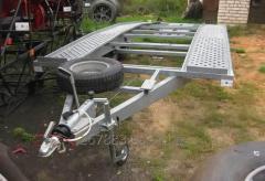 Trailer Gun carriage