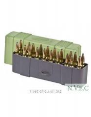 Box of Plano of 20 cartridges k.22-250.250 Savage,