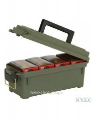 Plano box for smooth-bore cartridges on 4 packs,