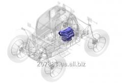 Двигатель для сельхозтехники