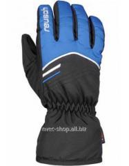 Alpine skiing Reusch Bendix R-TEX gloves - 9