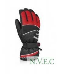 Alpine skiing Reusch Corado R-TEXXT fire red/Black