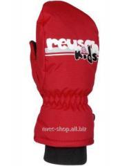 Alpine skiing Reusch Kids Mitten gloves - the I