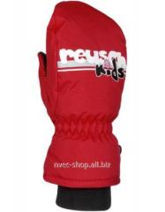 Alpine skiing Reusch Kids Mitten gloves - the II