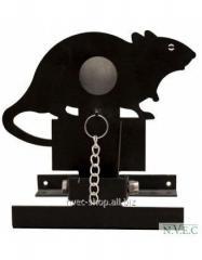 Target pneumatic THIS Rat, steel Article: