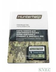 Memory card No. 1 the Northwest for Hunterhelp