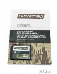 SOUTH memory card No. 3 for Hunterhelp decoys the