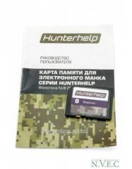 Memory card No. 8 of the Crow for Hunterhelp