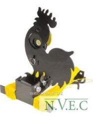 Target pneumatic THIS Rooster, steel Article: