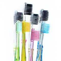 Duet of the Radonta toothbrushes