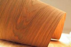 Natural sliced veneer