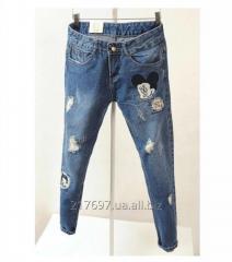 Женские джинсы D.C.R Jeans бойфренды