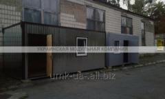 Country house, change house of 6х2,5 m economy