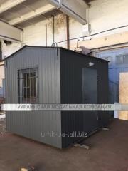 Change house 3х2,5 standard class