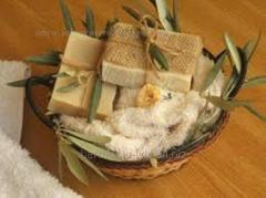 Beautiful soap as a gif