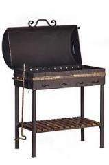 """Brazier - a barbecue shod """"Professional"""