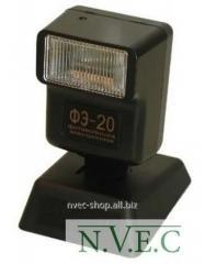 Flashlight of FE-20 Article: 45K1C0OP0