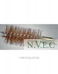 The brush is a bronze, thin thread 20 to-r the