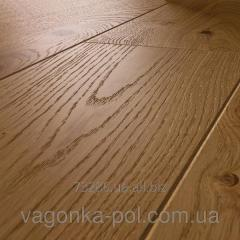 The floor board spliced with a face