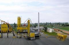 Installation asfaltosmesitelny DS-18537