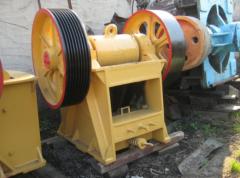 Оборудование горношахтное, канатная линия для шахт
