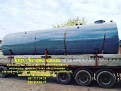 Tank of 40 cbm