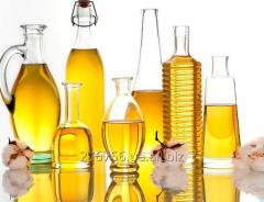 The sunflower oil which is not refined (in bulk,