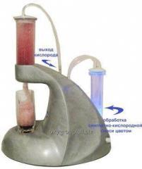 Аппарат для приготовления синглетно-кислородной пенки МИТ-С одноканальный