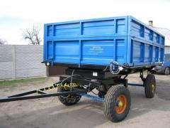 2PTS-4 trailer tractor