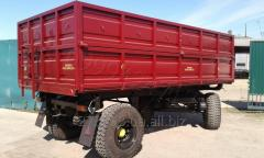 2ПТС-6 The trailer is tractor