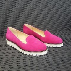 Туфли женские, Мод. Чарли бел.п