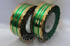 "Tape ""Crown"" 5/25 Green"
