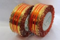 "Tape ""Crown"" 5/25 Orange"