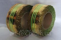 "Tape ""Crown"" 6/25 Olive"
