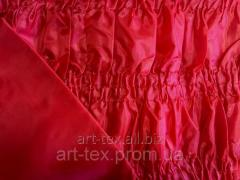 Upholstery for a coffin standard, silk (O1) Red