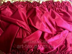"Upholstery for a coffin ""A braid - a"
