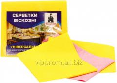 Napkins for cleaning