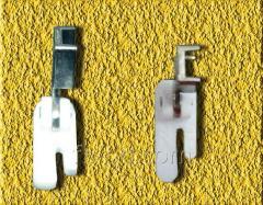 Pad teflon pryamostrochny F4-5A-1-B 11044