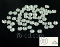 Stones pastes glue No. 16, white - 144 pieces