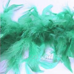 Boa down feather D 10 Menthol 23344