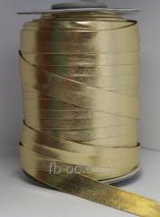 Slanting inlay (rulochka) from a kozhzam Gold
