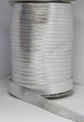 Slanting inlay (rulochka) from a kozhzam Silver