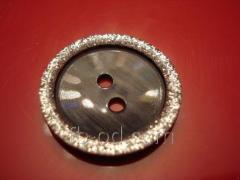 Button No. 2536 (24L)
