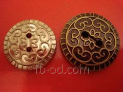 Button No. 3096 (24L)
