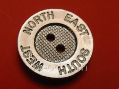 Button No. 831-1 (24L)